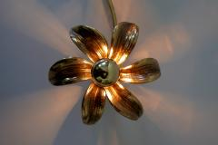 Willy Daro Mid Century Modern Ceiling Fixture or Wall Lamp by Willy Daro for Massive 1970s - 1847607