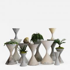 Willy Guhl WILLY GUHL HOURGLASS PLANTERS - 1552777