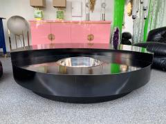 Willy Rizzo Coffee Table Large TRG by Willy Rizzo Italy 1970s - 953015
