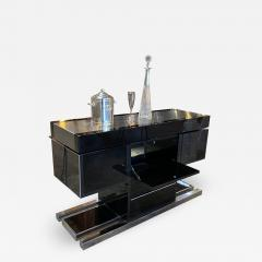 Willy Rizzo Mid Century Modern Italian Dry Bar by Willy Rizzo 1970s - 1537436