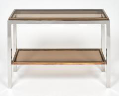 Willy Rizzo Pair of Console Tables by Willy Rizzo - 594324