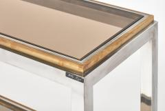 Willy Rizzo Pair of Console Tables by Willy Rizzo - 594325