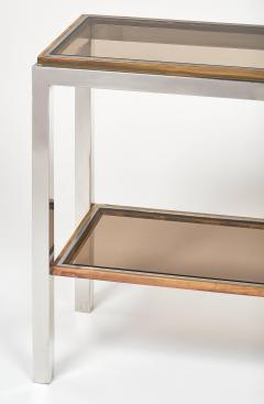 Willy Rizzo Pair of Console Tables by Willy Rizzo - 594326