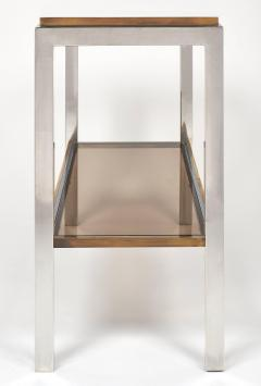 Willy Rizzo Pair of Console Tables by Willy Rizzo - 594329