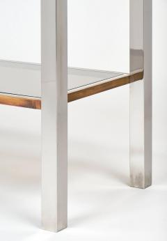 Willy Rizzo Pair of Console Tables by Willy Rizzo - 594330