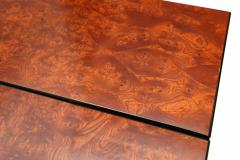 Willy Rizzo Rizzo Burl Bar Coffee Table - 265977