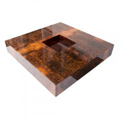Willy Rizzo Square Coffee Table by Willy Rizzo - 1064202