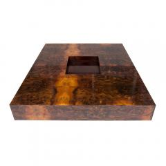 Willy Rizzo Square Coffee Table by Willy Rizzo - 1064203