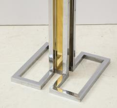 Willy Rizzo Willy Rizzo Brass And Chrome Floor Lamp - 1977800