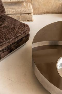 Willy Rizzo Willy Rizzo Revolving Coffee Table - 1835063