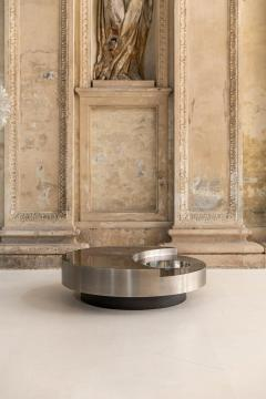 Willy Rizzo Willy Rizzo Revolving Coffee Table - 1835086