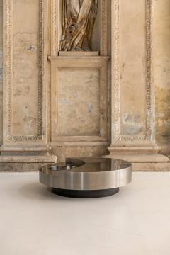Willy Rizzo Willy Rizzo Revolving Coffee Table - 1835105