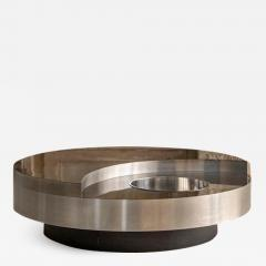 Willy Rizzo Willy Rizzo Revolving Coffee Table - 1873632