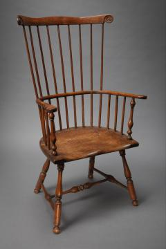 Windsor Comb Back Arm Chair - 159615