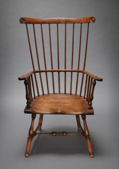 Windsor Comb Back Arm Chair - 159616