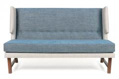 Wing Settee in the Manner of Dunbar by Lost City Arts - 1089100