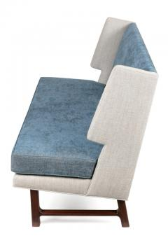 Wing Settee in the Manner of Dunbar by Lost City Arts - 1089101