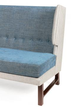 Wing Settee in the Manner of Dunbar by Lost City Arts - 1089104