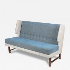 Wing Settee in the Manner of Dunbar by Lost City Arts - 1089877