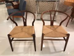 Wishbone chairs - 1252335