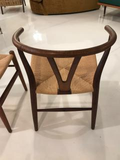 Wishbone chairs - 1252339