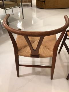 Wishbone chairs - 1252340