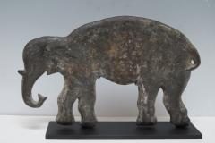 Wm F Mangels Cast Iron Elephant Carnival Arcade Shooting Gallery Target - 234758