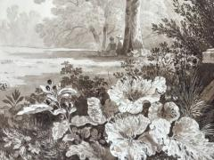 Wolfgang Adam Topffer Figures amongst the Flora  - 1175539