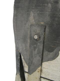 Wood Cow Weathervane - 476844