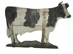 Wood Cow Weathervane - 476846