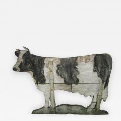 Wood Cow Weathervane - 477008