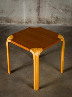 Wood Side Table - 630480