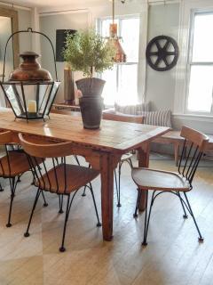 Woodard Furniture Lee L Woodard dining chairs circa 1952  - 699289