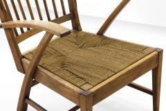 Wooden Armchair The Netherlands ca 1950s 1960s - 875021