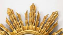 Wooden Sunburst mirror - 1714517