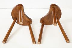 Wooden Tabourets - 1116454