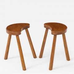 Wooden Tabourets - 1117417