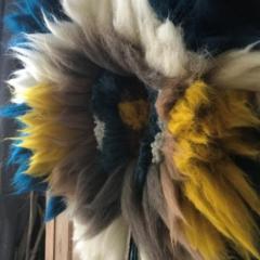 Wool Wall Hanging Origin - 1742399