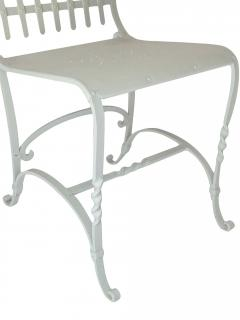 Wrought Iron French Cafe Chairs - 699300