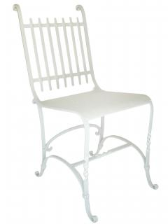 Wrought Iron French Cafe Chairs - 699302
