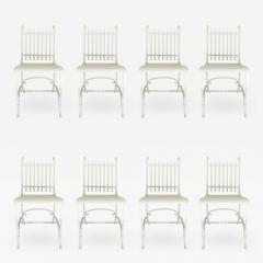 Wrought Iron French Cafe Chairs - 699963