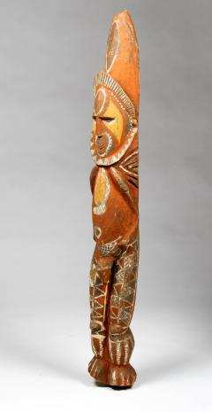 Yam Ancestor Figure Totem Pole Papua New Guinea with Provenance - 1411045