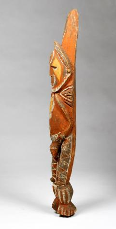 Yam Ancestor Figure Totem Pole Papua New Guinea with Provenance - 1411046