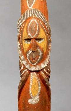 Yam Ancestor Figure Totem Pole Papua New Guinea with Provenance - 1411049