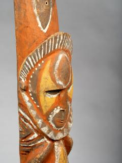 Yam Ancestor Figure Totem Pole Papua New Guinea with Provenance - 1411050