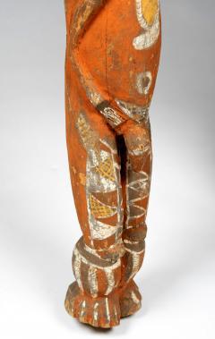 Yam Ancestor Figure Totem Pole Papua New Guinea with Provenance - 1411052