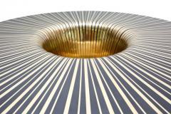 Yann Dessauvages Vortex Coffee Table Sculpted by Yann Dessauvages - 1649327