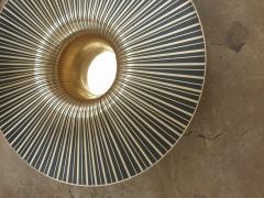 Yann Dessauvages Vortex Coffee Table Sculpted by Yann Dessauvages - 1649328