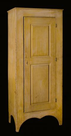 Yellow Cupboard - 458640