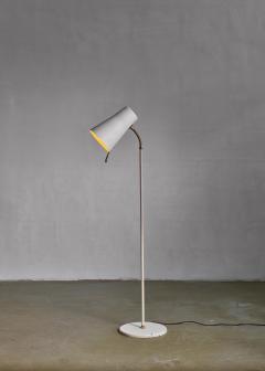 Yki Nummi Yki Nummi floor lamp for Orno Finland 1950s - 1090807
